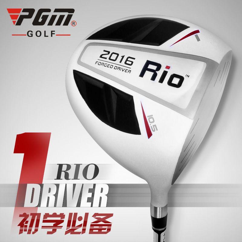 Factory direct PGM genuine Golf Club 1# wood man beginner exercise rod golf driver ball