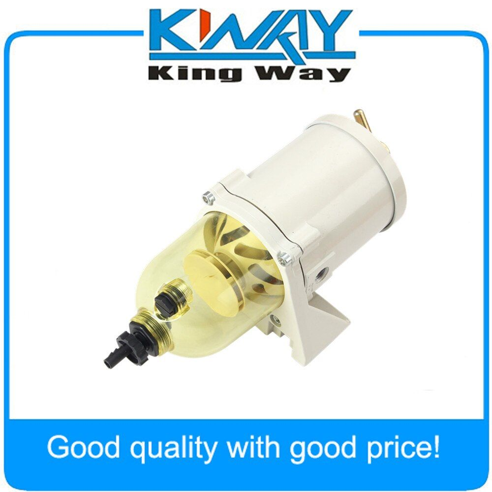 NEW 500FG(500FH ) Diesel Engine Fuel Water Separator Assembly include 2010PM, Fuel Filter Water Separator Racor Filter