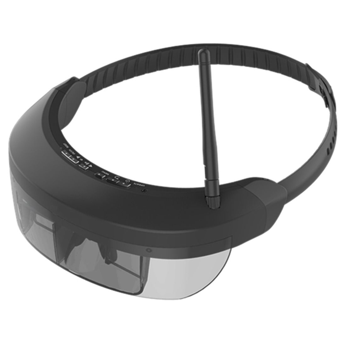 Wireless FPV Goggles 3D Video Glasses Vision-730S with 5.8G 40CH 98 inch Display Private Virtual Theater for FPV Quadcopter