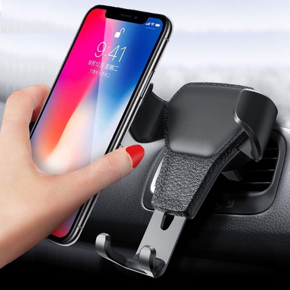 support smartphone voiture Car Phone Holder For Samsung S9 S8 S8+ j7 j5 a5 2017 Car Holder suport telephone voiture auto celular