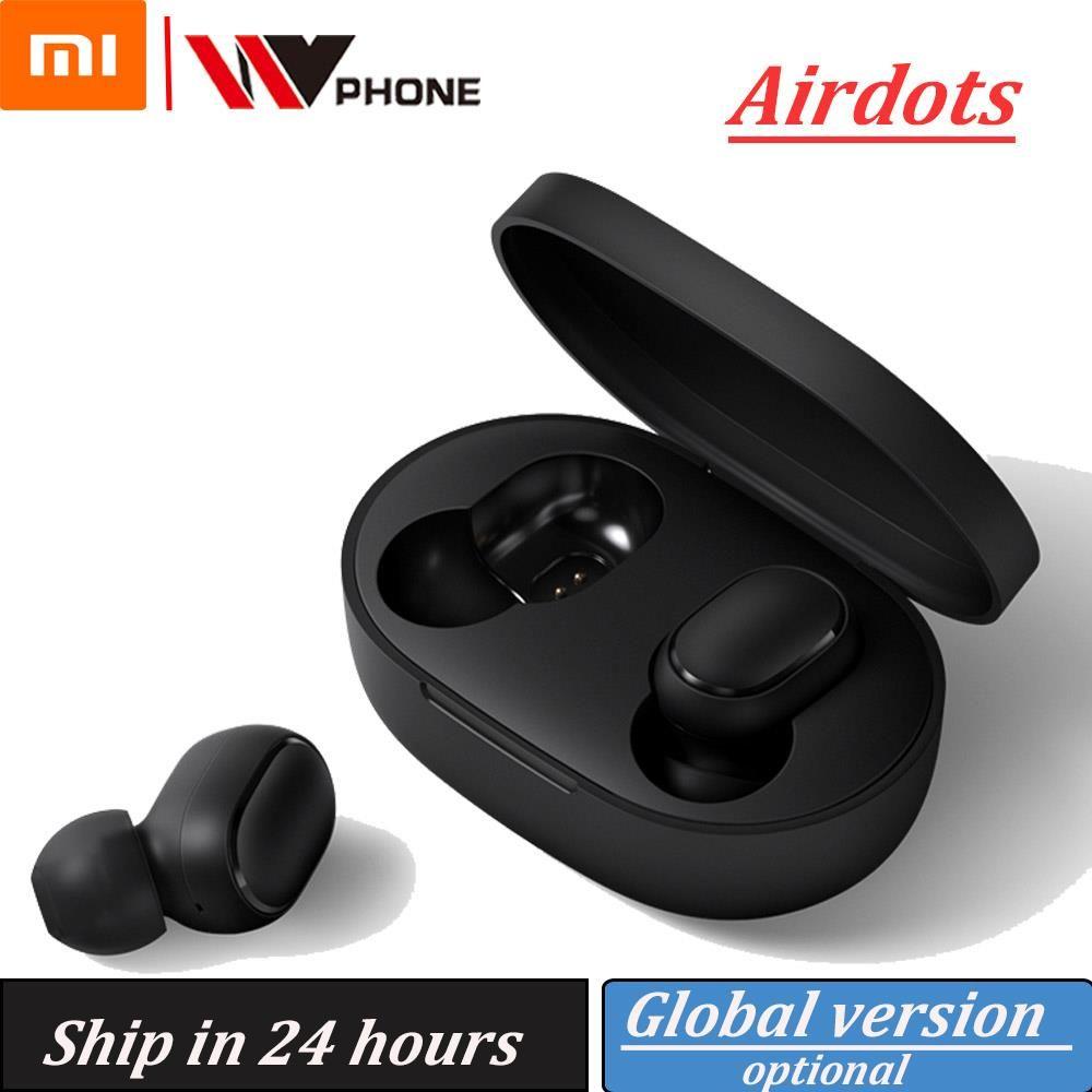Xiaomi airdots Redmi Airdots TWS écouteur sans fil commande vocale Bluetooth 5.0 réduction du bruit contrôle du robinet