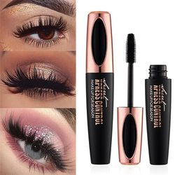 2018 Makeup Eyelash  Mascara Eye Lashes makeup 4d silk fiber lash mascara Drop Shipping