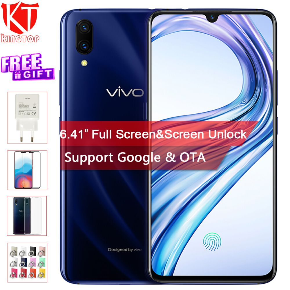Original VIVO X23 Mobile Phone 6.41