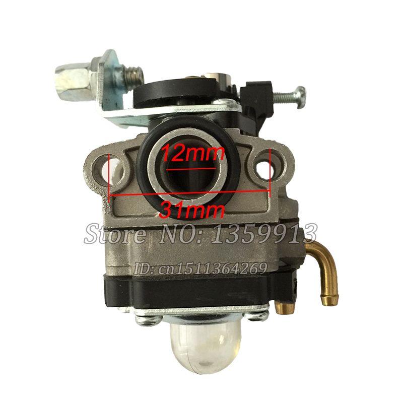 Huasheng 139 139FA 140FA débroussailleuse carburateur taille-haie carburateur 4 temps moteur livraison gratuite