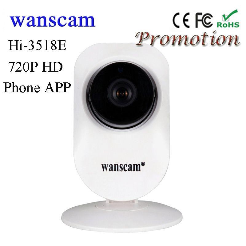 Wanscam HW0026 720 p P2P WiFi cámara IP Wireless cctv seguridad mini cámara Home Baby Monitor cámara de vigilancia