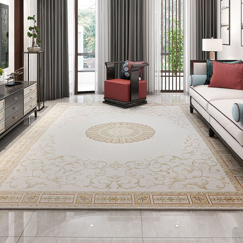New Chinese Carpets For Living Room Home Decoration Carpet Bedroom Sofa Coffee Table Rug Study Room Floor Mat Luxury Rugs