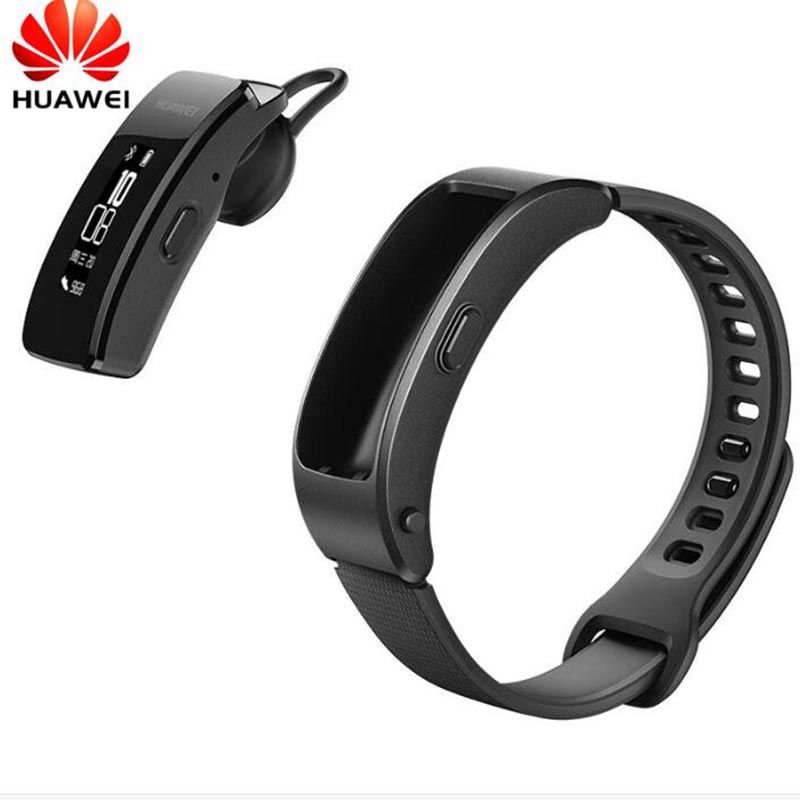 Huawei Talkband B3 Smart Watch Ultimate Smartband with Bluetooth headset Fitness Wearable Sports Compatible Smart Mobile Phone
