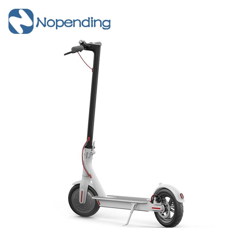 Original Xiaomi M365 Folding Electric Scooter IP54 Intelligent BMS Dual Braking System Aluminum Alloy Body Two Wheels Scooter