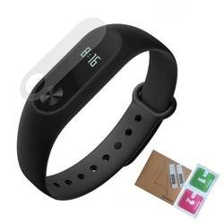 Pantalla Películas para Xiao mi banda 2 band2 protector de pantalla mi band2 mi banda 2 HD ultra fino anti-Scratch protector Películas
