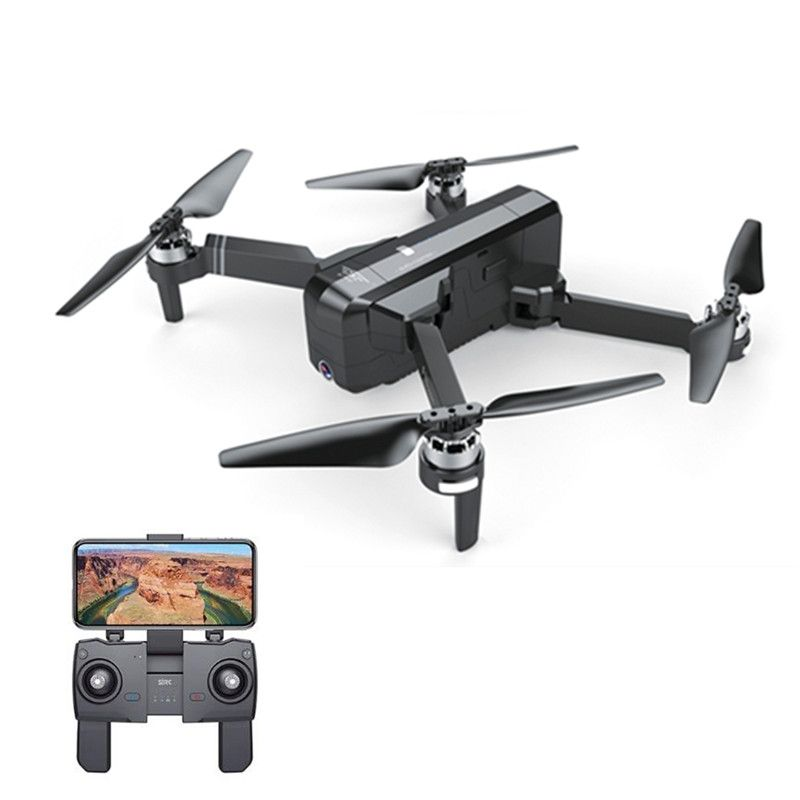 SJRC F11 GPS 5G Wifi FPV With 1080P Camera 25mins Flight Time Brushless Foldable Arm Selfie RC Drone Quadcopter
