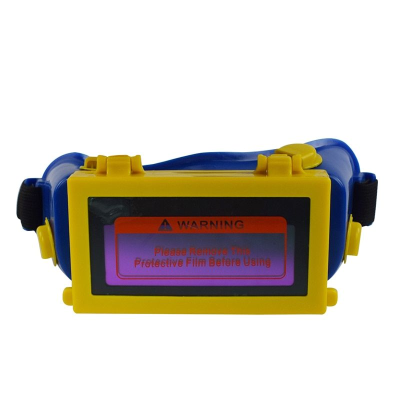 Auto Verdunkelung Schweißer Schweißen Augen Brille Gläser Helm Maske Eyeshade/Patch/Augen Arbeitsplatz Sicherheit Brille
