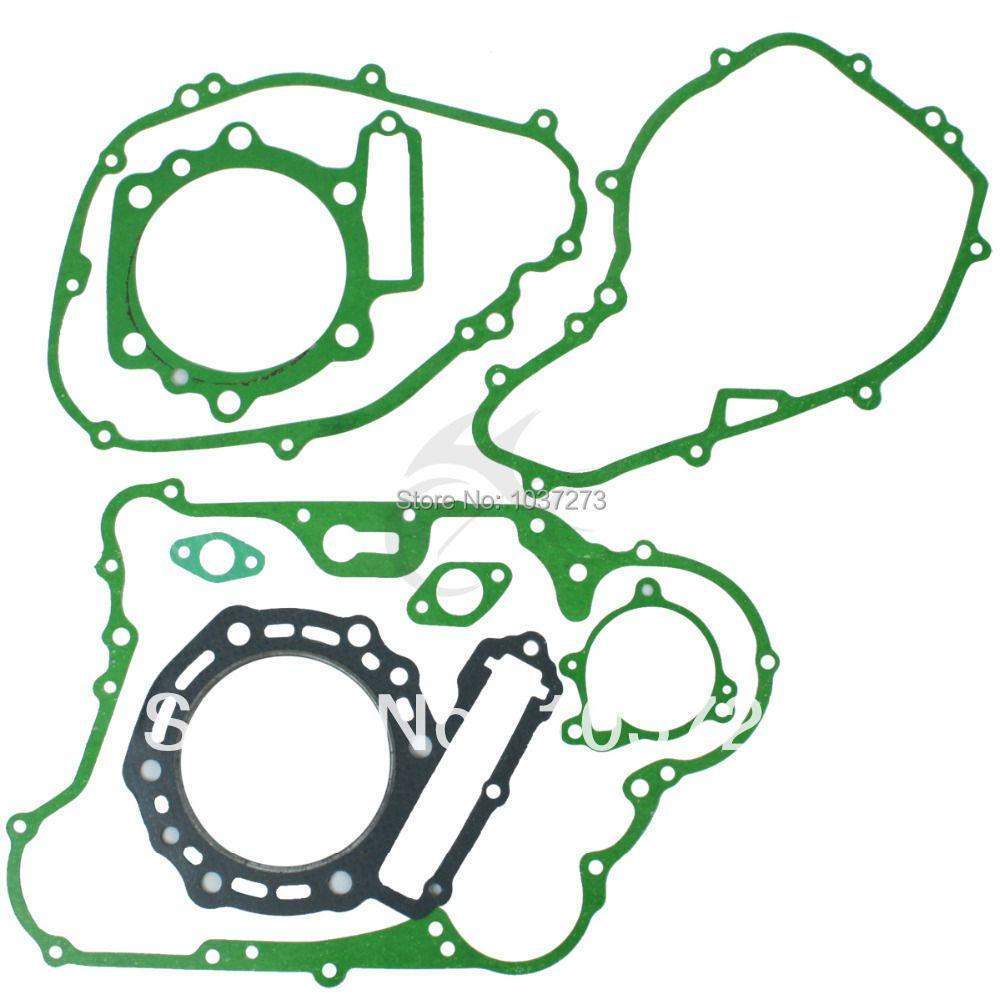 Completed Engine Gasket Kit Set For Kawasaki KLR650 KLR 650 (Fit: for Kawasaki KLR)