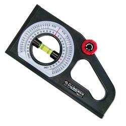 JZC-B2 multifungsi meter lereng gradien instrumen/inclinometer/sudut kaki/kaki lereng/lereng meteran