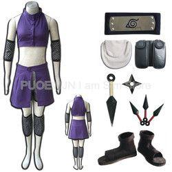 Naruto Yamanaka Ino Cosplay Costume