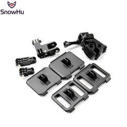 SnowHu New Sportman Mount Set Use for Hunting Shooting an arrow Suitable for Pole diameter 10-25mm For GoPro Hero 4 3+ GP232