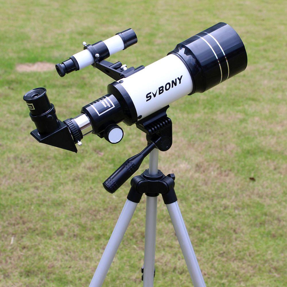 SVBONY SV15 Astronomy F30070m Telescope Monocular Professional Refractive Power+Tripod Amateur Astronomer& Beginner F9313
