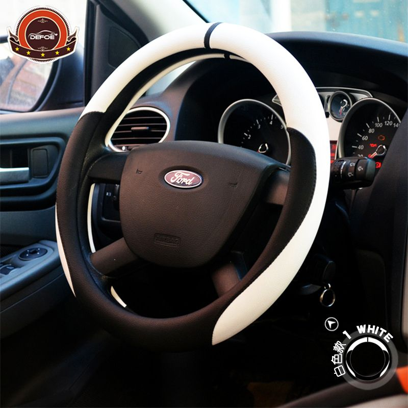 Nouveau Sport Quatre Saisons couverture de volant de voiture Boutique De Voiture Auto volant Diamètre 38 cm Multi-couleur à choisi styling