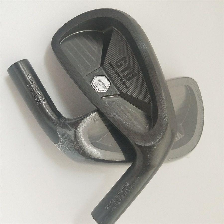 Playwell 2018 GTD golf iron head black forged iron carbon steel golf head driver wood iron putter