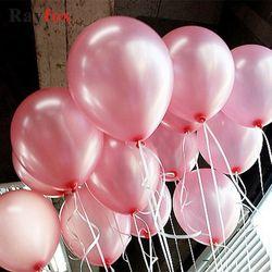 1,5g globo de látex inflable aire de las decoraciones de la boda bola Feliz cumpleaños fiesta globos 10 pulgadas flotador bolas