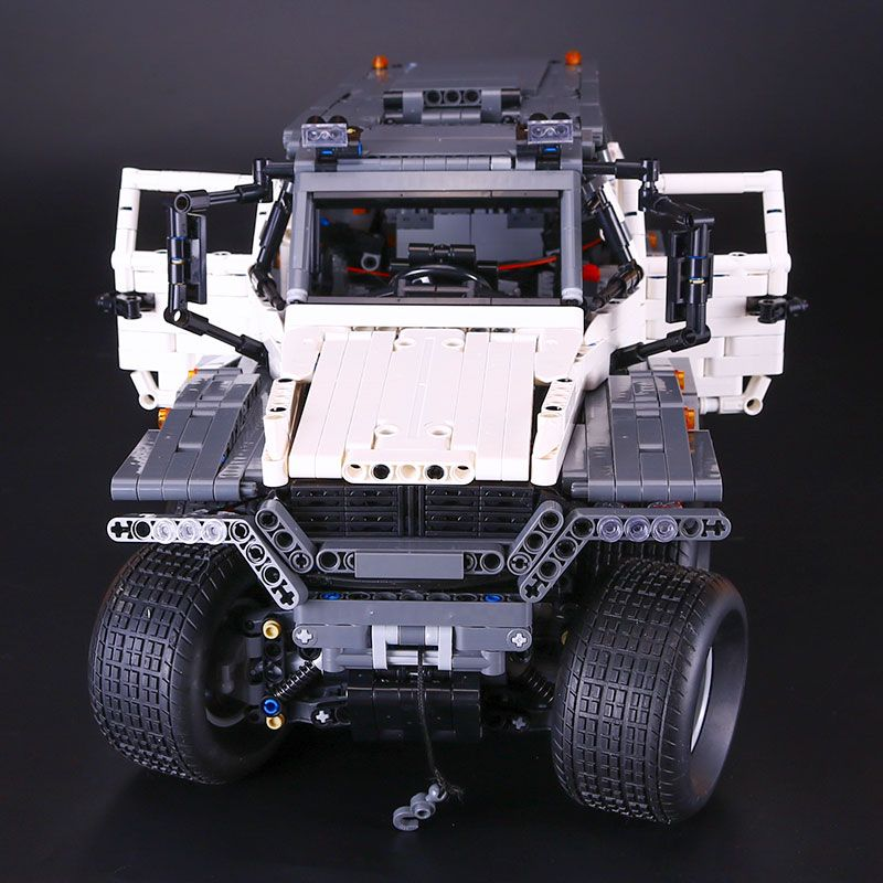 IN STOCK LEPIN 23011 technic series 2816pcs Off-road vehicle Model Building blocks Bricks kits Compatible 5360 boy brithday gift