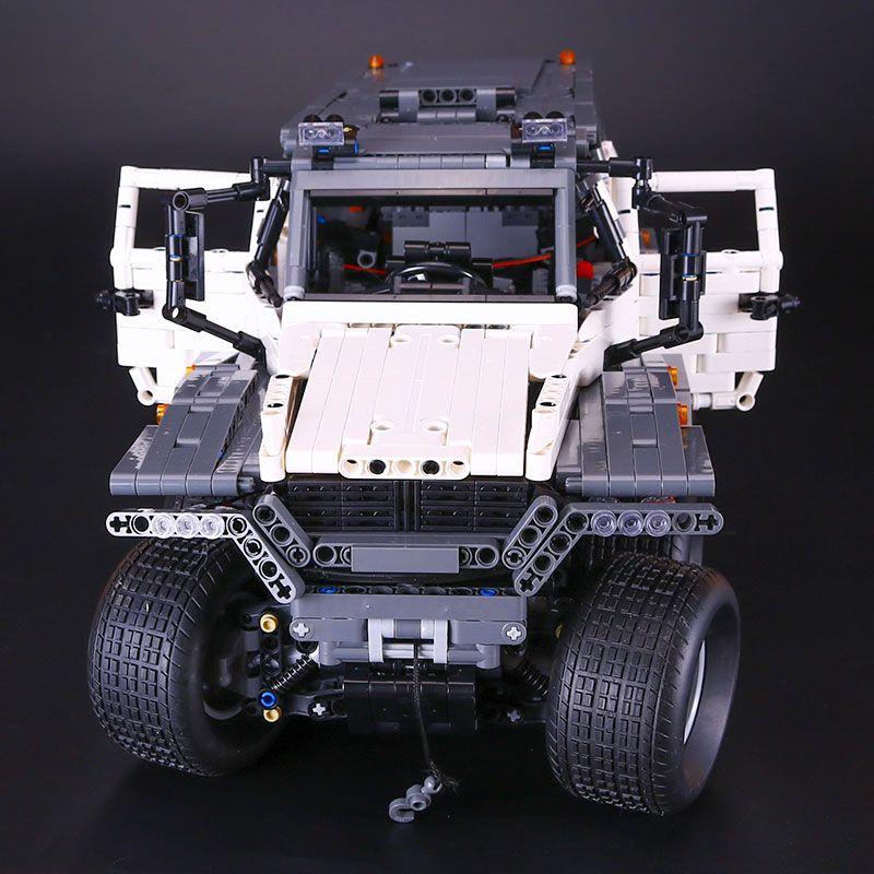 IN STOCK LEPIN 23011 technic series 2816pcs Off-road vehicle Model Building blocks Bricks kits Compatible 5360 boy brithday gift
