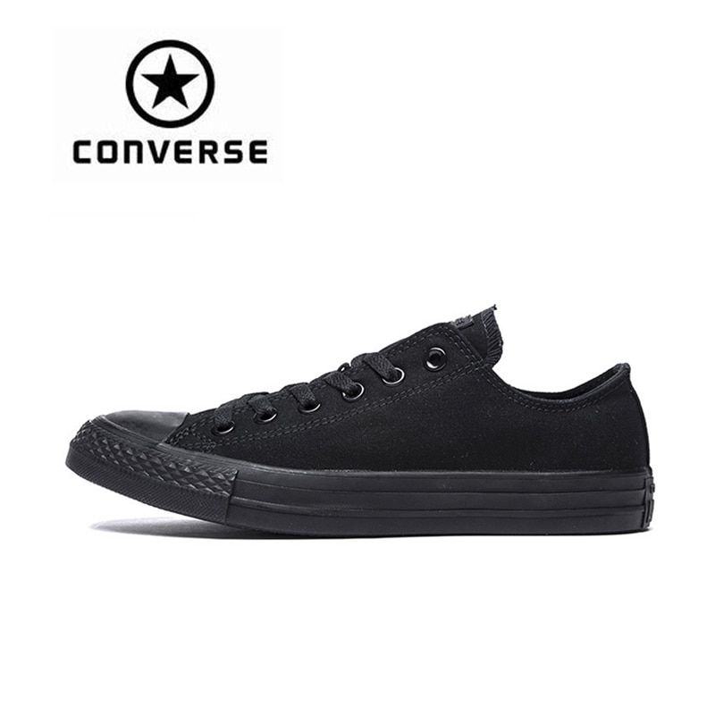 New Arrival Authentic Converse Classic Breathable Canvas Low Top Skateboarding Shoes Unisex Anti-Slippery Sneakers