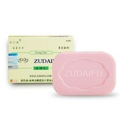 Top Quality Sulfur Soap Skin Conditions Acne Psoriasis Seborrhea Eczema Anti Fungus Bath Healthy Soaps