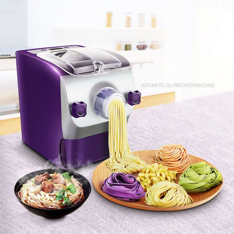 220V 150W Electric Noodle Machine Automatic Noodle Pasta Chopped Noodles Maker