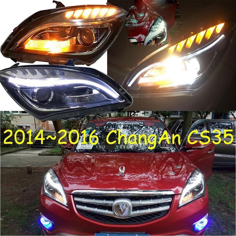 HID,2014~2016,Car Styling,ChangAn CS35 Headlight,Chang An CS35 head lamp