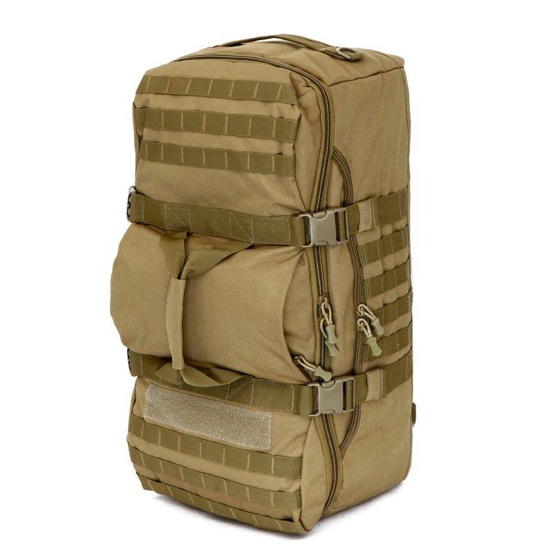 Tactique militaire sac à dos 60L grande capacité multifonction hommes sacs à dos étanche en Nylon sac à bandoulière sac à dos de voyage