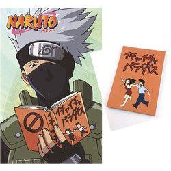 Аниме персонаж аниме Наруто Какаши Хатаке Джирайя Косплей Книга Тетрадь Ича Paradaisu