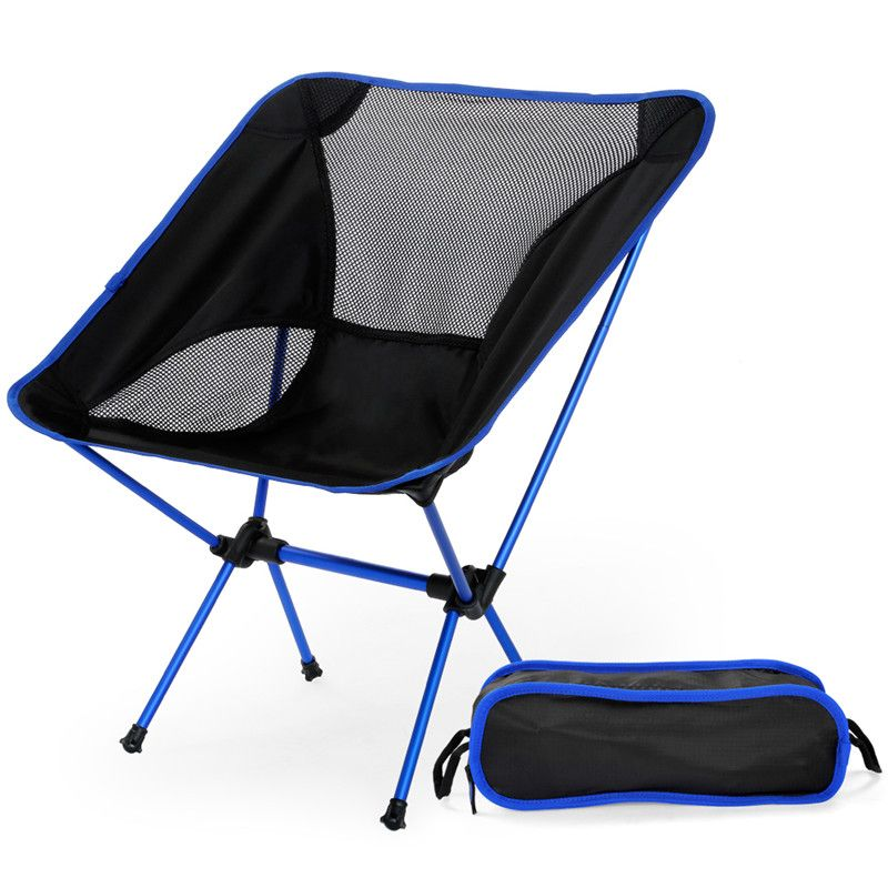 Outlife Ultra Light Folding Fishing Chair <font><b>Seat</b></font> for Outdoor Camping Leisure Picnic Beach Chair Other Fishing Tools
