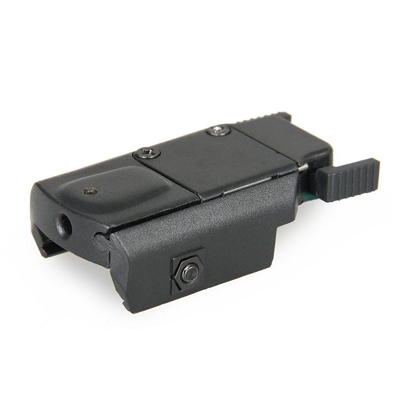 PPT nouveauté tactique rouge Laser vue Laser pointeur avec interrupteur pour chasse Airsoft pistolet gs20-0035