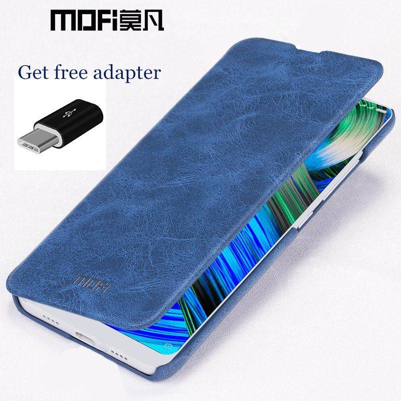 xiaomi mi mix 2 case 5.99 xiaomi mi mix2 case cover flip leather full protect MOFi original case for xiaomi mi mix 2 cases