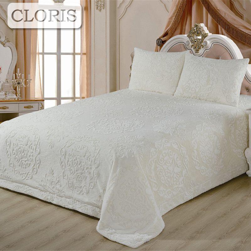 CLORIS Luxusmarke Karierten Decke Heißer Verkauf Steppdecke Auf Dem Bett New Schlafsofa Moskau Lieferung Bettlaken Werfen Super Weiche Bettwäsche