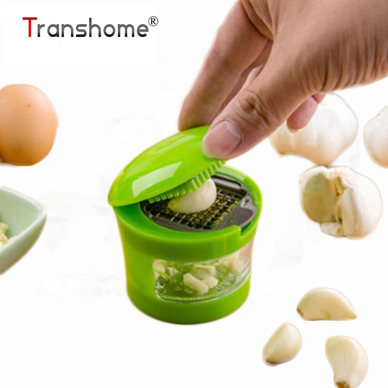 Multifunction Hand Garlic Press Chopper Garlic Crusher Grinder Slicer Cutter Vegetable Tools Kitchen Gadgets