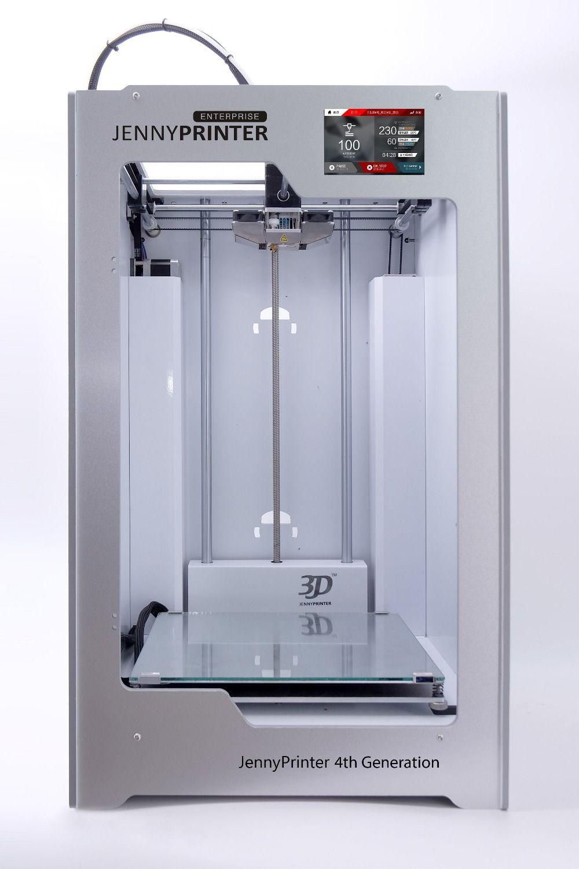 JennyPrinter4 Z360 mit Touchscreen Hohe Präzision und Auto Nivellierung 3D Drucker DIY KIT Für UM2 Ultimaker 2 + Erweiterte