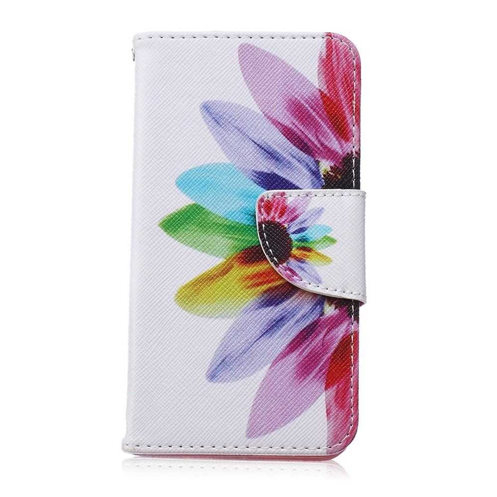 Wallet Leather Cases Covers For LG  LEON Retro Photo Frame Flip Wallet PU Leather Case Stand Card Holder Phone Bag Cover