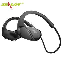 ZEALOT H6 Sports Wireless Earphone handsfree Bass Stereo Bluetooth Headphones with Microphone For Running Exercise and Fitness
