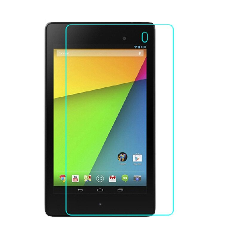 New 0.3mm 9H 2.5D Premium Explosion Proof Tempered Glass Screen Protector Anti-Scratch Film For Google Nexus 7 2nd Gen 2013