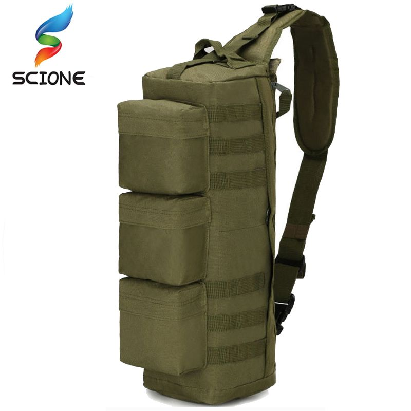 Hot A++ Military Tactical Assault Pack Backpack Army Molle Waterproof Bag Small Rucksack for Outdoor Hiking Camping <font><b>Hunting</b></font>
