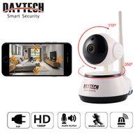 H.264 беспроводной IP камера камера wi-fi 720 P ночного видения мини камеры камеры безопасности инфракрасный двухстороннее аудио монитор камеры ка...