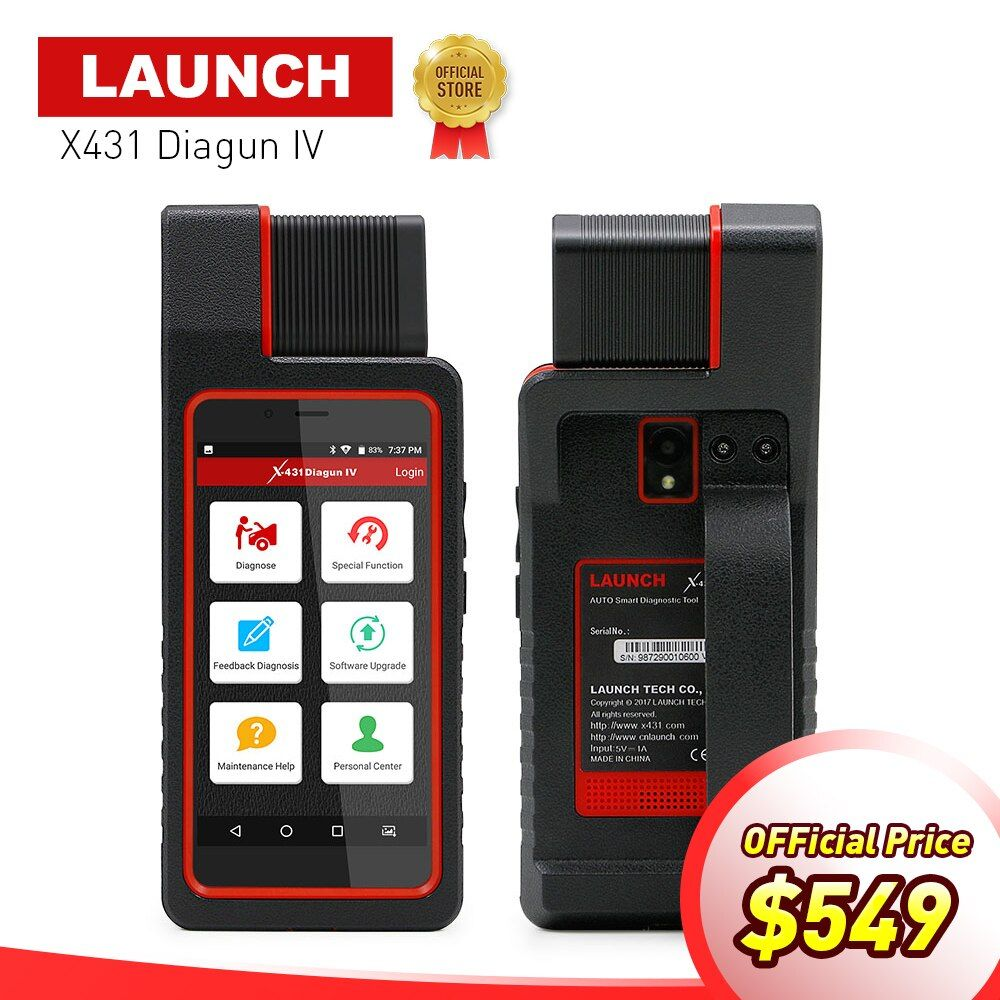 Launch X431 Diagun IV Powerful Diagnostic Tool with 2 year Free Update X-431 Diagun IV better than diagun iii/3 as X431 IV