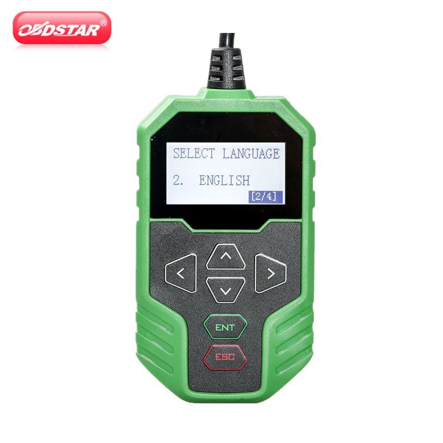 OBDSTAR BT06 Autobatterie Tester