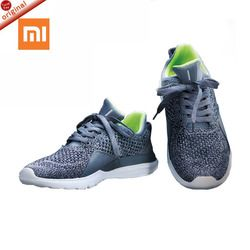 xiaomi 2017 Original FreeTie Xiaomi Smart Bluetooth 4.0 English APP Comfortable Upper And Durable Sole Running Sneakers Shoes