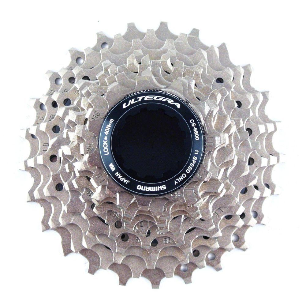 shimano Ultegra 6800 Road Bike Cassette Flywheel 11 Speed 12-25T Sprocket Road Bicycle Cassette Flywheel