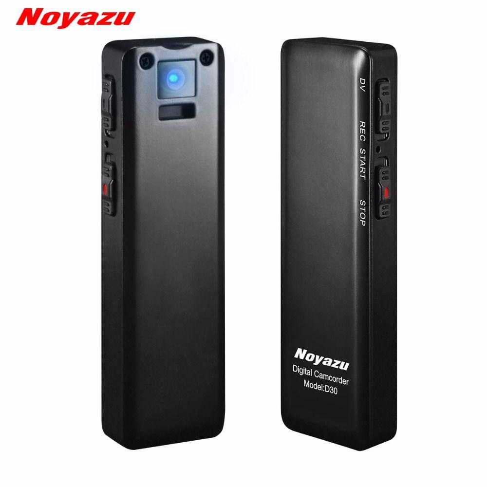 NOYAZU D30 Camcorder Professionelle Digital Voice Recorder Mini Audio Recorder Diktiergerät Tasche Sound Recorder