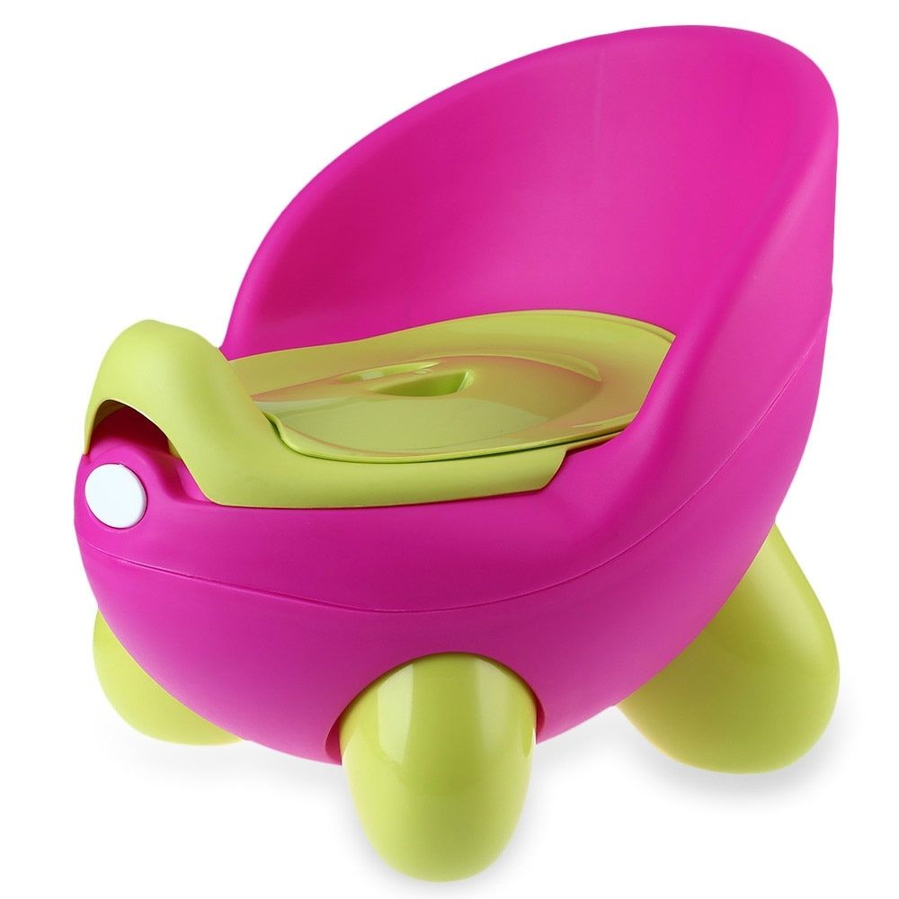 Baby Töpfchen Wc Auto WC Für Kinder Wc Trainer Mädchen sitz Stuhl Komfortable Tragbare Tier Topf Kinder Wc für Baby mädchen
