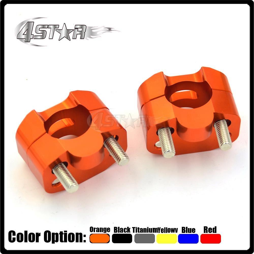 CNC Aluminium Orange 22 to 28mm 1-1/8