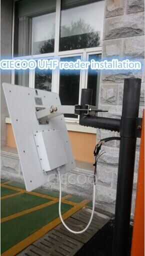UHF RFID Leser Long range RFID Reader/8 bis 15 mt ISO18000 + SDK + Software